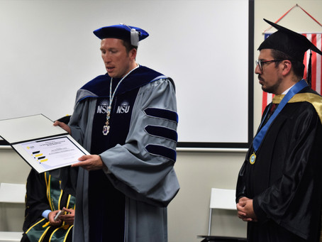 Dr. Otto F. von Feigenblatt receives honorary doctorate from the UIA of San Jose, Costa Rica