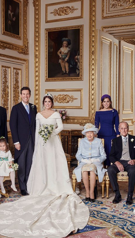 Princess Eugenie and Jack Brooksbank's wedding: The best-dressed women attending the Royal Weddi