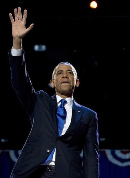 President Barack Obama says Farewell - Full Speech