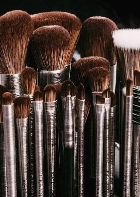 Recycled beauty brushes