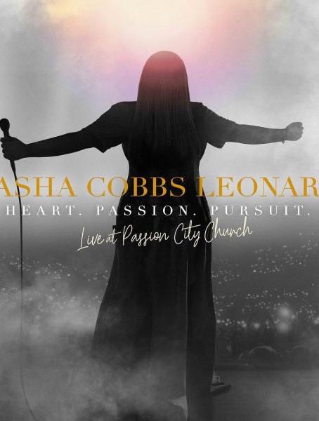Get Ready For Tasha Cobbs Leonard Heart. Passion. Pursuit: Live at Passion City Church