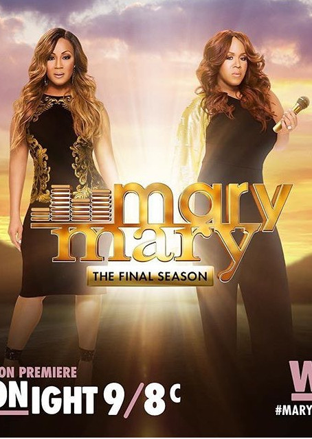 Get Ready For Something Big! The Season Premier of Mary Mary on We Tv Is Tonight!