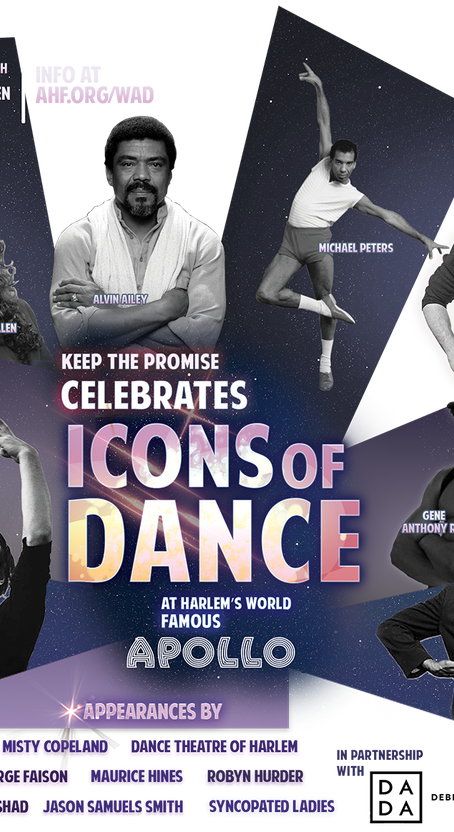Debbie Allen, Phylicia Rashad, Misty Copeland, Michael Weinstein and More To Mark World AIDS Day Wit