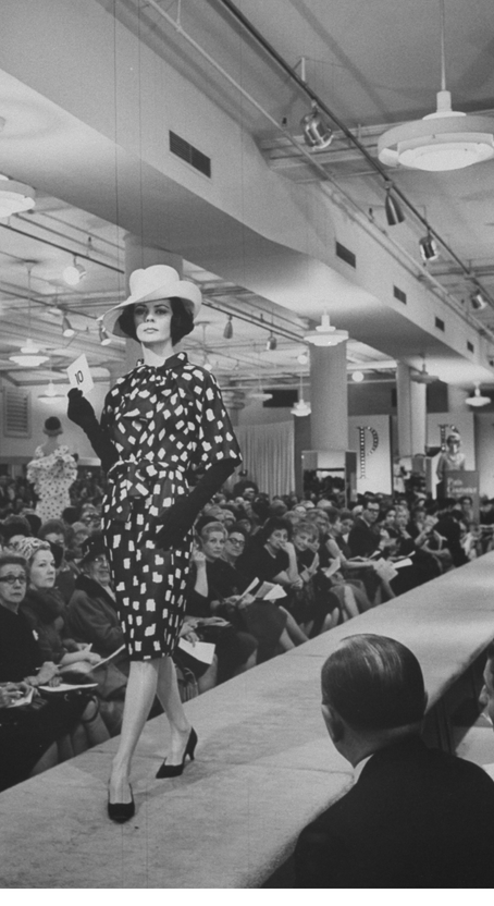 """WHERE DID """"FASHION WEEK"""" EVEN COME FROM?"""