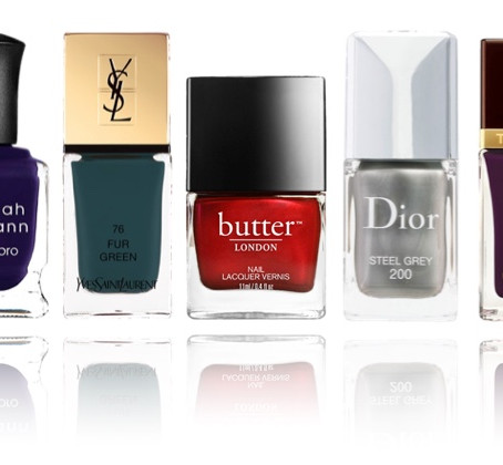 Nail Shades to try this Fall