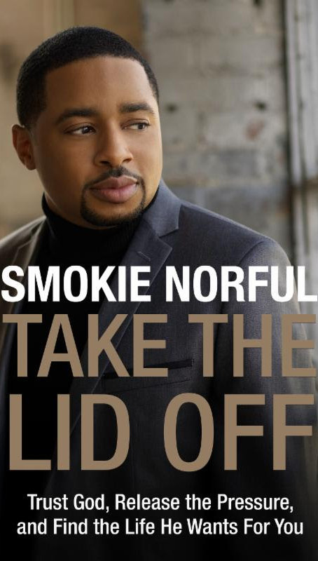 Pastor and Grammy-Winning Gospel Artist Smokie Norful to Release First Book.