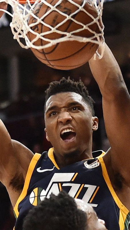 """Young Hollywood Launches Docu-Series """"Rookie On The Rise"""" starring Donovan Mitchell"""