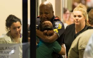 5 officers dead, 7 wounded in Dallas protest shooting