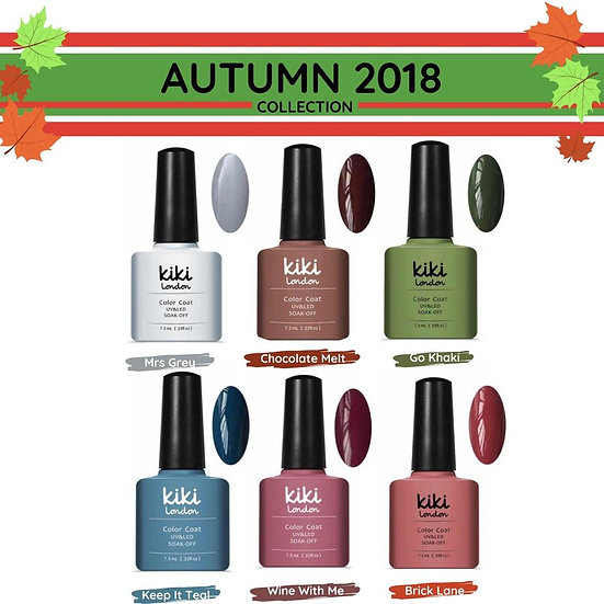 Autumn Collection 2018