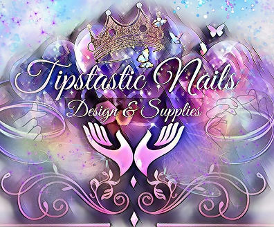 Tipstastic Nails Logo
