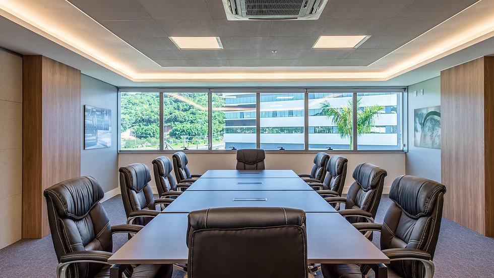 Sala Business 10 Executivos