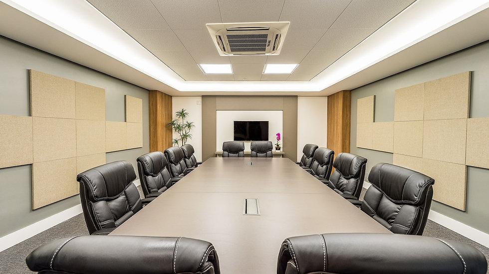Sala Business 12 Pessoas Executiva