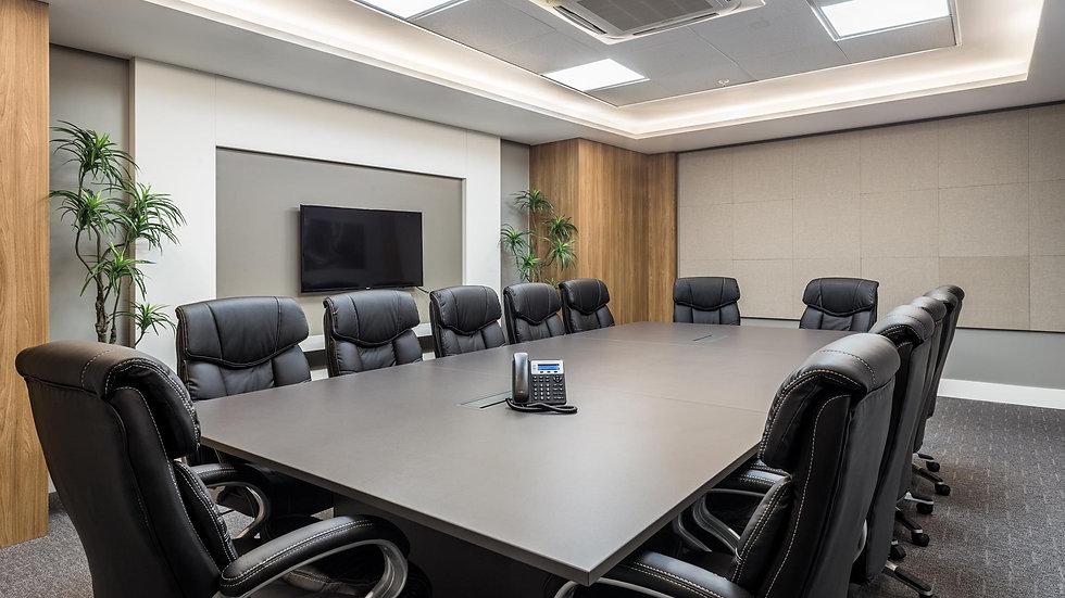 Sala Business 12 Pessoas