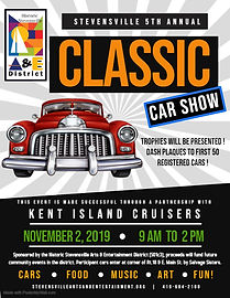 Copy of Classic Car Show - Made with Pos
