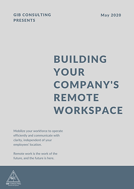 Preview of Remote Workspace Guide