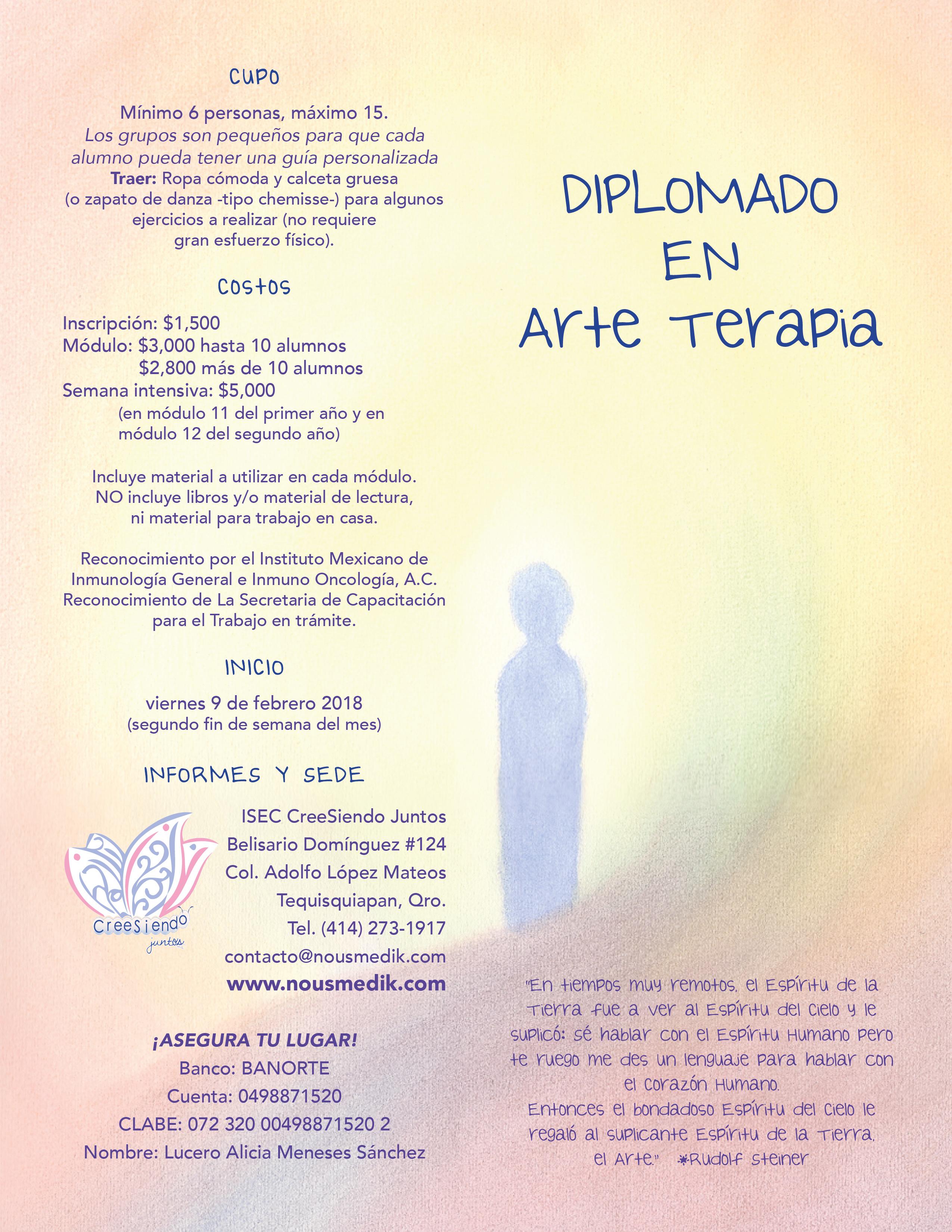 Diplomado en ArteTerapia