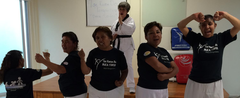 Taekwondo terapeutico