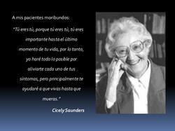 Dra. Cicely Saunders