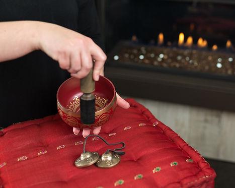 Tibetean Singing Bowl, Tingshaw
