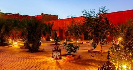 Jardin Nomad Palace