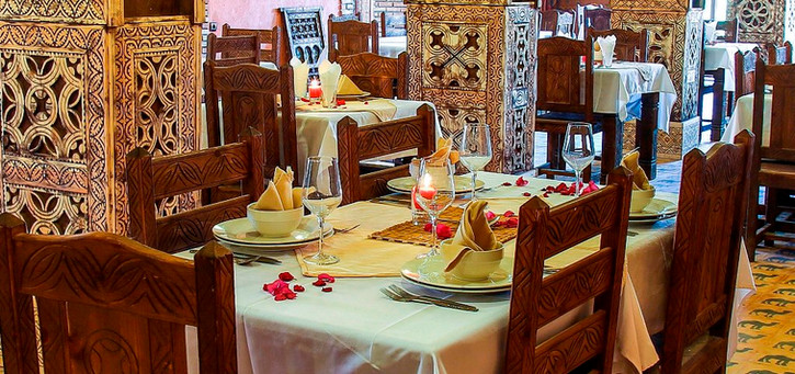 Restaurant Nomad Palace
