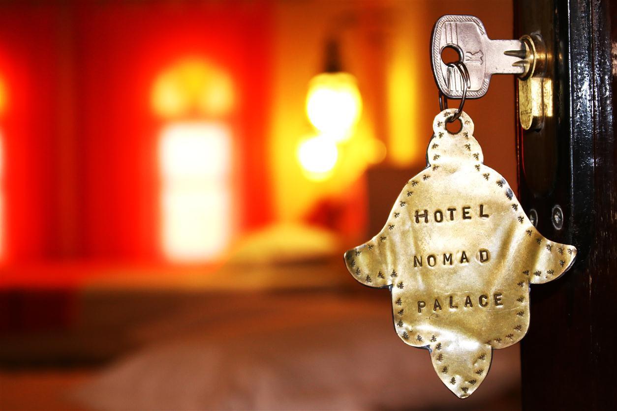 La llave - Nomad Palace