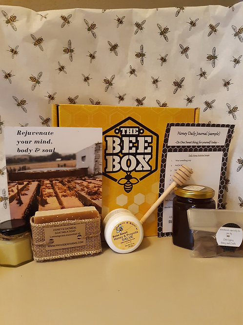 Deluxe Wellness Box