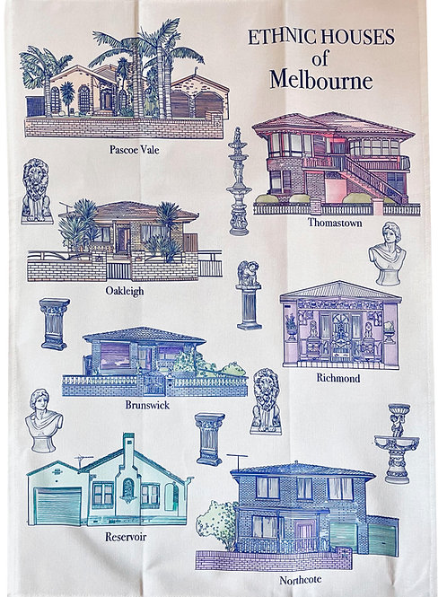 Ethnic Houses of Melbourne