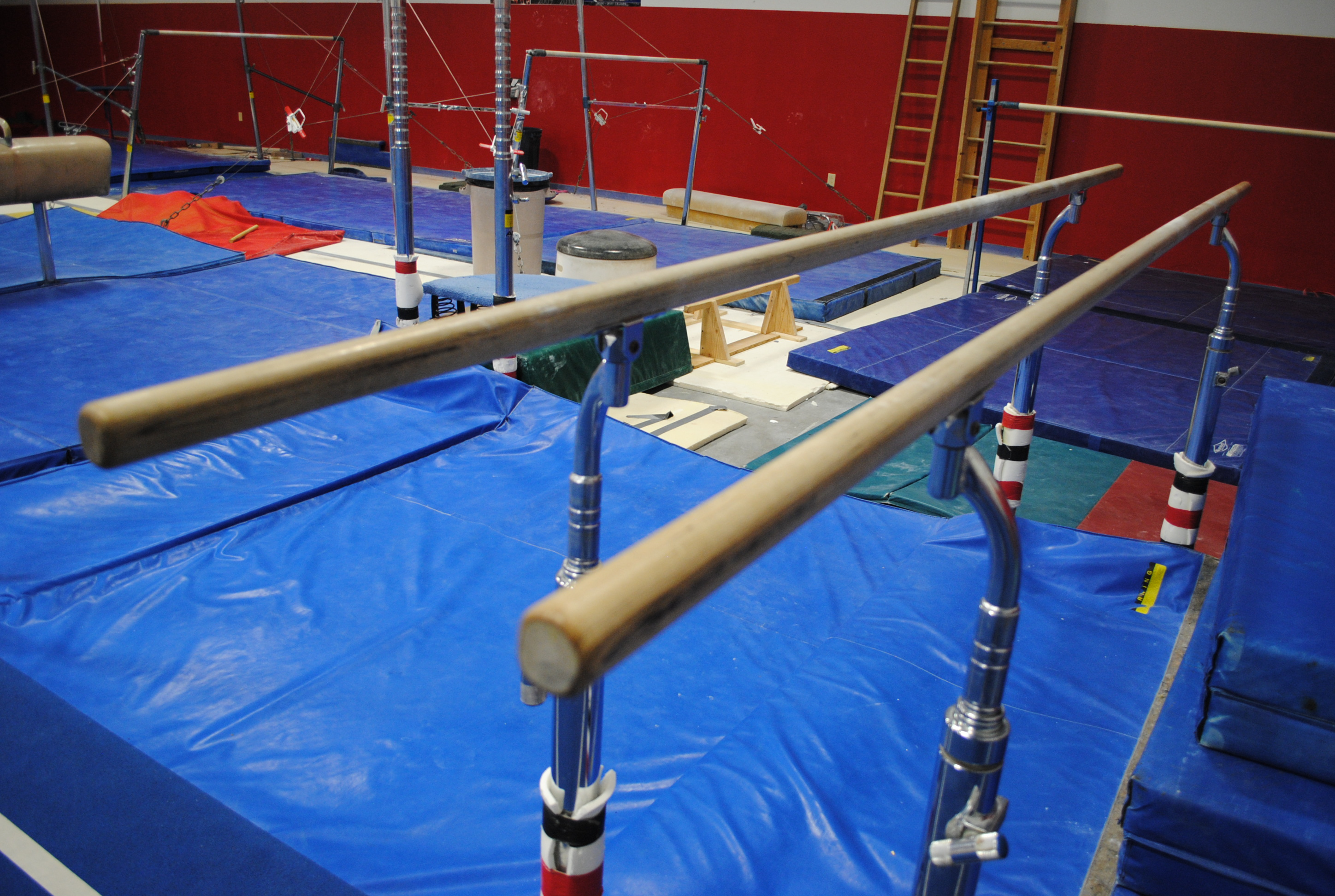 Gymnastics Equipment