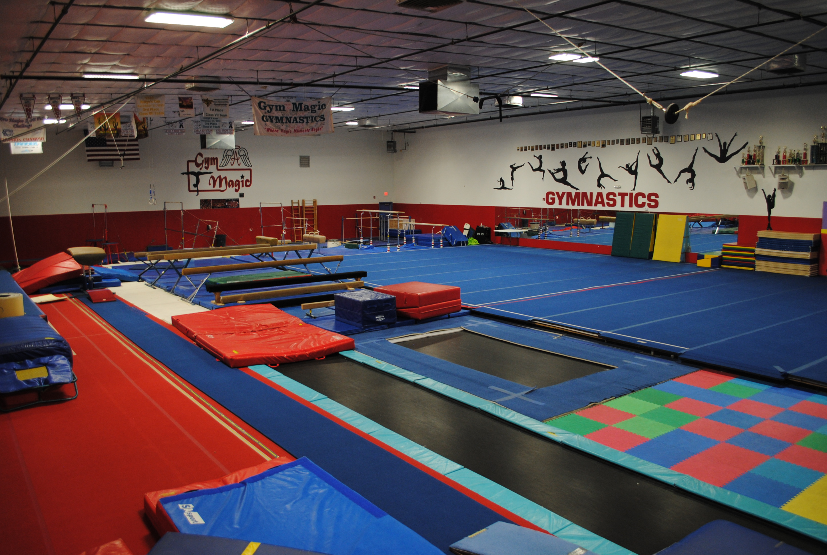 Gym Magic Kids Gym Facility