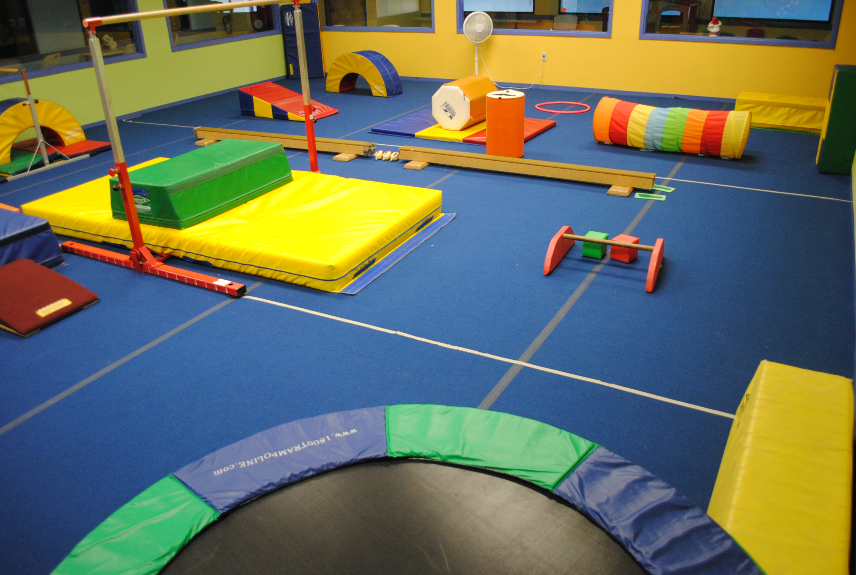Preschool Gymnastics Gym