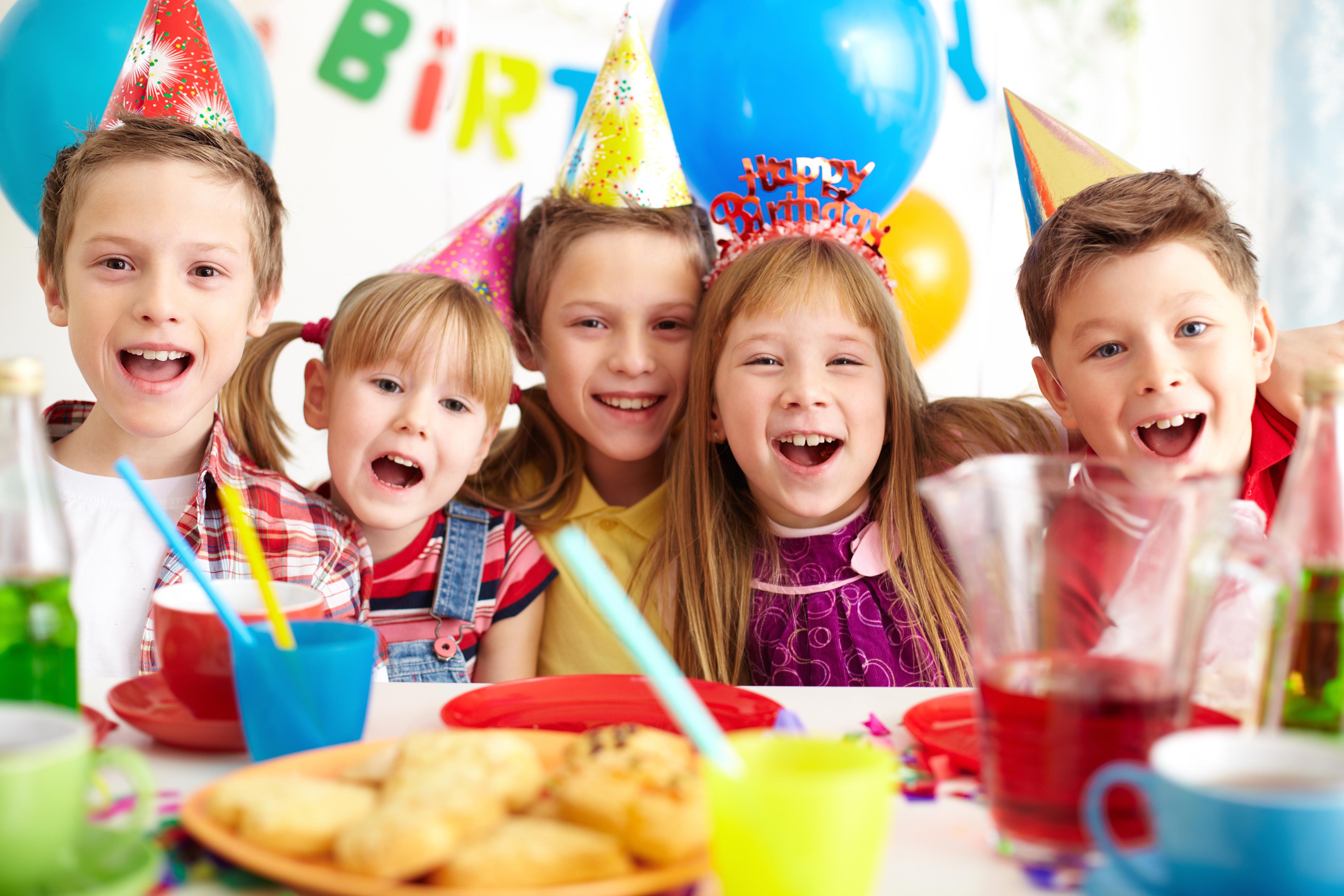 Gym Magic Birthday Parties