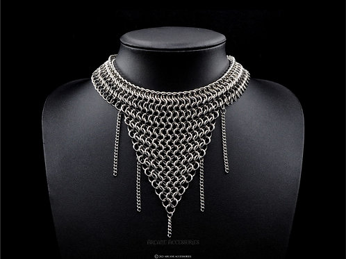 Euro 4-in-1 Chainmail Necklace