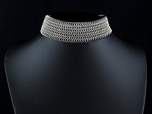 Euro 6-in-1 Chainmail Choker