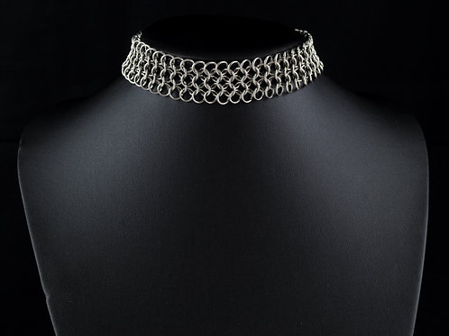 Euro 4-in-1 Chainmail Choker