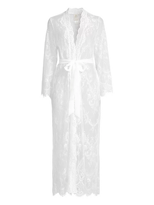 JONQUIL | Lace Robe