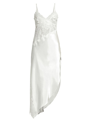 JONQUIL   Floral Lace Gown