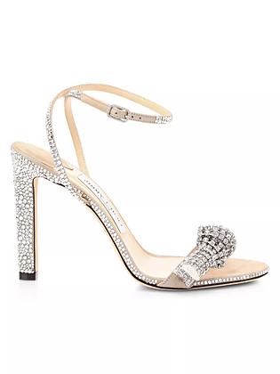 JIMMY CHOO | Thyra Embellished Sandals