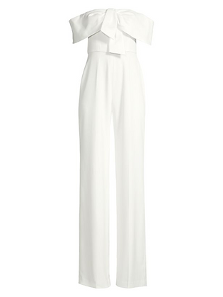 JAY GODFREY Gaggi Off-The Shoulder Jumpsuit