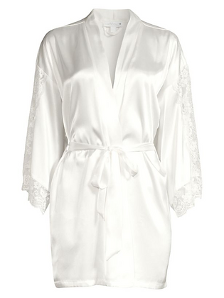 "IN BLOOM ""SAY YES"" Kimono Robe"