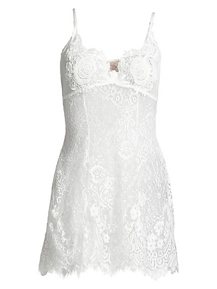 IN BLOOM Addicted to Love Lace Chemise