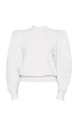 AGOLDE | Puff Sleeves Sweatshirt