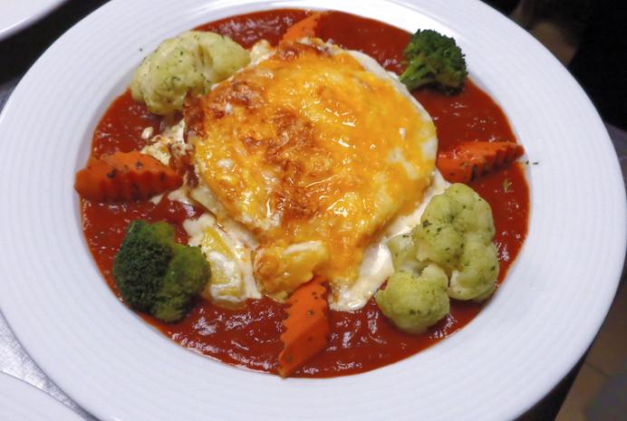 Butternut Squah Lasagna