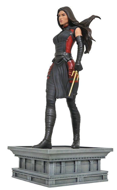 MARVEL GALLERY NETFLIX ELEKTRA PVC FIG