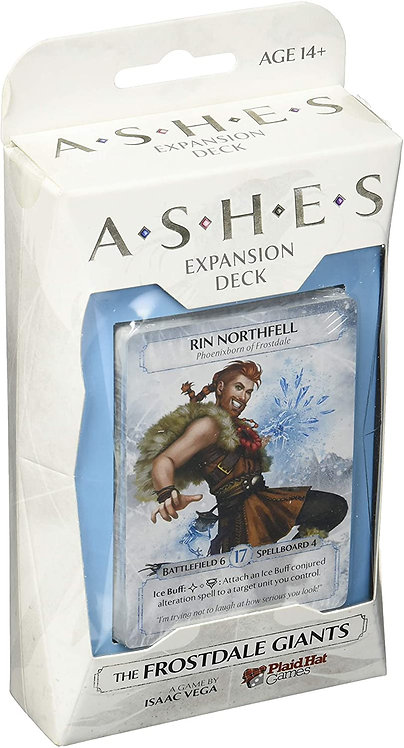 ASHES: FROSTDALE GIANTS EXPANSION