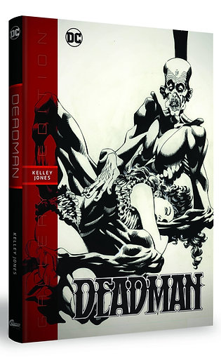 DEADMAN KELLEY JONES GALLERY EDITION HC