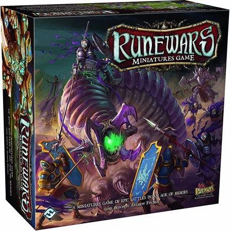 RUNEWARS: THE MINIATURE GAME