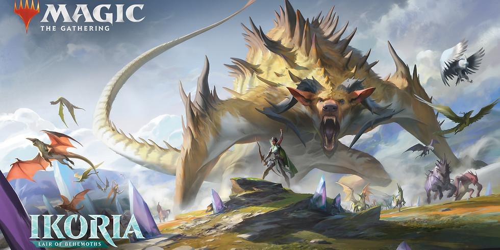 Ikoria, Lair of Behemoths Release