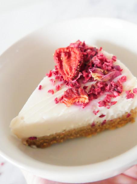 The Ultimate Vegan Gluten Free New York Cheesecake Recipe!