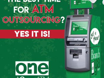 Is 2021 the BEST TIME for ATM OUTSOURCING?